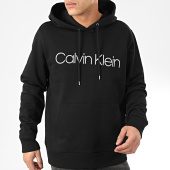 /achat-sweats-capuche/calvin-klein-sweat-capuche-cotton-logo-4060-noir-204396.html