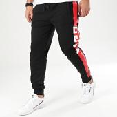 /achat-pantalons-joggings/hugo-by-hugo-boss-pantalon-jogging-a-bandes-deger-50421653-noir-204427.html
