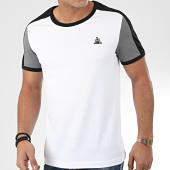 /achat-t-shirts/le-coq-sportif-tee-shirt-a-bandes-tech-n1-2010441-blanc-argente-204444.html
