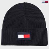 /achat-bonnets/tommy-hilfiger-bonnet-big-flag-5612-bleu-marine-204479.html