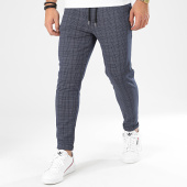 /achat-pantalons-carreaux/frilivin-pantalon-a-carreaux-1405-bleu-marine-204559.html