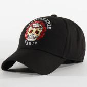 /achat-casquettes-de-baseball/la-piraterie-casquette-sente-muerte-noir-204495.html