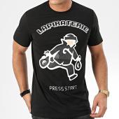 /achat-t-shirts/la-piraterie-tee-shirt-feteman-noir-204503.html
