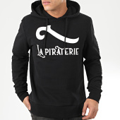 /achat-sweats-capuche/la-piraterie-sweat-capuche-classic-noir-204506.html