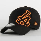 /achat-casquettes-de-baseball/new-era-casquette-baseball-9forty-los-angeles-dodgers-12150292-noir-orange-204567.html