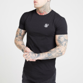 /achat-t-shirts-longs-oversize/siksilk-tee-shirt-oversize-core-15816-noir-204519.html