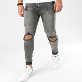 /achat-jeans/siksilk-jean-skinny-distressed-slice-knees-16059-gris-204522.html