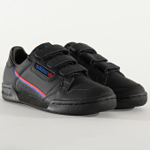 /achat-baskets-basses/adidas-baskets-femme-continental-80-strap-ee5576-core-black-core-royal-scarlet-204752.html