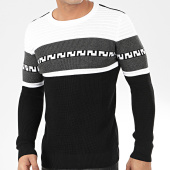 /achat-pulls/classic-series-pull-2038-noir-blanc-gris-204617.html