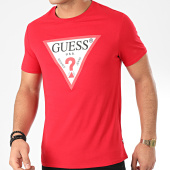 /achat-t-shirts/guess-tee-shirt-m01i71-i3z00-rouge-204721.html
