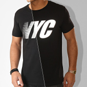 /achat-t-shirts/luxury-lovers-tee-shirt-nyc-reflective-noir-204645.html