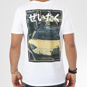 /achat-t-shirts/luxury-lovers-tee-shirt-luxury-life-blanc-jaune-204699.html