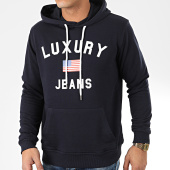 /achat-sweats-capuche/luxury-lovers-sweat-capuche-luxury-jeans-bleu-marine-204714.html