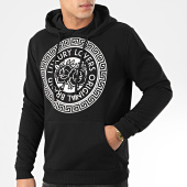 /achat-sweats-capuche/luxury-lovers-sweat-capuche-meandres-noir-blanc-204724.html