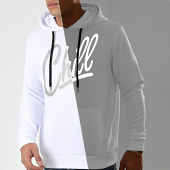 /achat-sweats-capuche/luxury-lovers-sweat-capuche-chill-reflective-blanc-204734.html