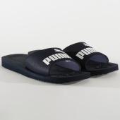 /achat-claquettes-sandales/puma-claquettes-purecat-360262-peacoat-white-204625.html