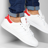 /achat-baskets-basses/adidas-baskets-stan-smith-ef4334-cloud-white-lush-red-204767.html
