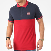 /achat-polos-manches-courtes/jack-and-jones-polo-manches-courtes-zero-rouge-bleu-marine-204787.html