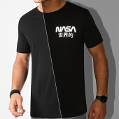 /achat-t-shirts/nasa-tee-shirt-mini-japan-reflective-noir-204852.html
