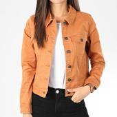 /achat-vestes-jean/vero-moda-veste-jean-femme-festival-orange-204811.html