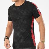 /achat-t-shirts/berry-denim-tee-shirt-a-bandes-jak-137-noir-rouge-204869.html