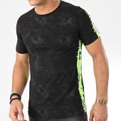 /achat-t-shirts/berry-denim-tee-shirt-a-bandes-jak-137-noir-vert-fluo-204870.html