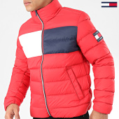 /achat-doudounes/tommy-jeans-doudoune-essential-down-7364-rouge-204855.html