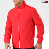 /achat-vestes/tommy-jeans-veste-zippee-essential-7366-rouge-204857.html