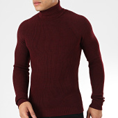 /achat-pulls/classic-series-pull-col-roule-avp-106-bordeaux-chine-204889.html