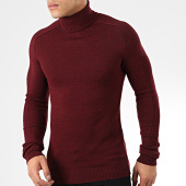 /achat-pulls/classic-series-pull-col-roule-avp-107-bordeaux-chine-204911.html
