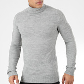 /achat-pulls/classic-series-pull-col-roule-avp-107-gris-chine-204914.html