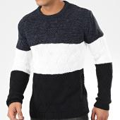 /achat-pulls/classic-series-pull-avp-110-bleu-marine-chine-blanc-noir-204925.html