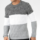 /achat-pulls/classic-series-pull-avp-110-gris-anthracite-chine-blanc-gris-204926.html