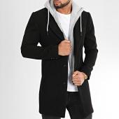 /achat-manteaux/classic-series-manteau-capuche-caban-28-noir-gris-chine-204955.html