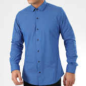 /achat-chemises-manches-longues/paname-brothers-chemise-manches-longues-ch64-bleu-204987.html