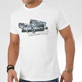 /achat-t-shirts/pepe-jeans-tee-shirt-bobby-pm506910-blanc-casse-204962.html