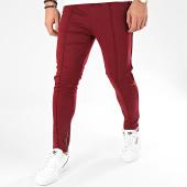 /achat-pantalons-carreaux/frilivin-pantalon-1671-bordeaux-noir-204998.html