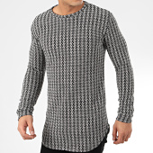/achat-t-shirts-manches-longues/frilivin-tee-shirt-manches-longues-oversize-5372-1-gris-noir-205012.html