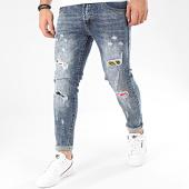 /achat-jeans/frilivin-jean-slim-vip942-bleu-denim-205069.html