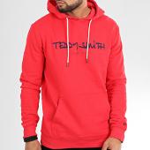 /achat-sweats-capuche/teddy-smith-sweat-zippe-capuche-siclass-2-rouge-205078.html
