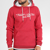 /achat-sweats-capuche/teddy-smith-sweat-capuche-siclass-rouge-chine-205084.html