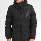 /achat-vestes/classic-series-veste-zippee-capuche-tr-16938-noir-205127.html