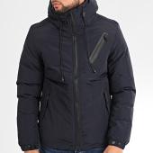 /achat-vestes/classic-series-veste-zippee-capuche-tr-16938-bleu-marine-205128.html
