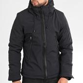 /achat-vestes/classic-series-veste-zippee-capuche-tr-16937-bleu-marine-205157.html