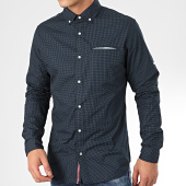 /achat-chemises-manches-longues/jack-and-jones-chemise-manches-longues-tape-detail-bleu-marine-205212.html