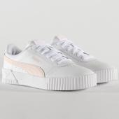 /achat-baskets-basses/puma-baskets-femme-carina-l-370325-puma-white-rosewater-205196.html