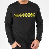 /achat-t-shirts-manches-longues/13-block-tee-shirt-manches-longues-travaux-noir-jaune-205377.html