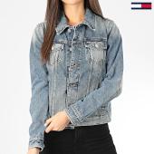 /achat-vestes-jean/tommy-jeans-veste-en-jean-femme-regular-trucker-7674-bleu-denim-205249.html