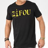 /achat-t-shirts/zifou-tee-shirt-zifou-noir-jaune-205314.html