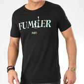/achat-t-shirts/zifou-tee-shirt-fumiier-noir-vert-205322.html